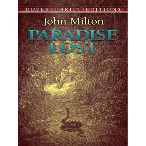 literary analysis essay on paradise lost The quote encompasses the topics of this essay perfectly, providing us with an   seeing as the literary criticism regarding paradise lost, milton, frankenstein.
