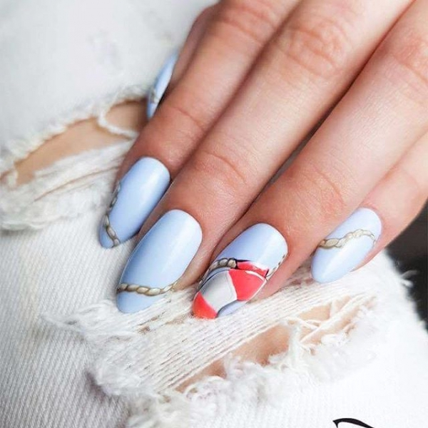 14 of Today's Provocative 😉 Nail Inspo for Girls Looking to Play up Their Nails ...