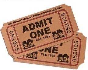 Admission Passes to the Museum, Zoo, Etc