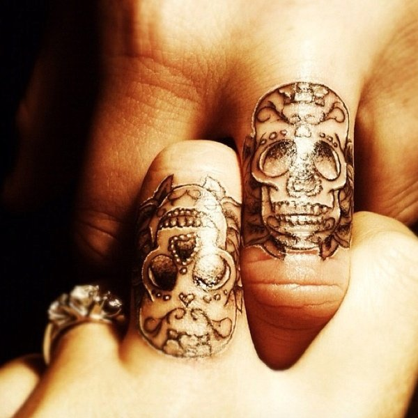 Get a Couple's Tattoo