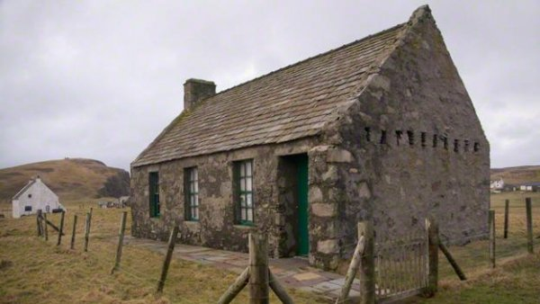 George Waterston Museum, Fair Isle, Scotland - These Cool Museums…