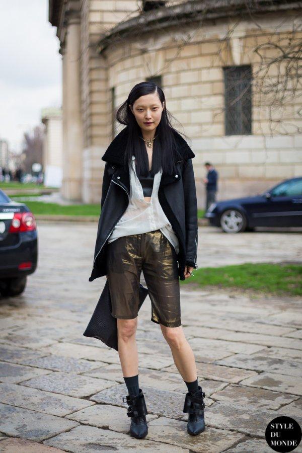 black,clothing,footwear,road,jacket,