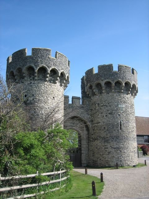 Cooling Castle, England