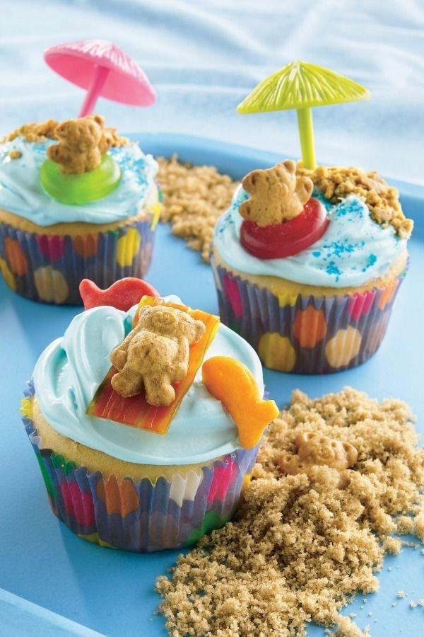 Beach Bears 44 Delicious Summer Desserts Food