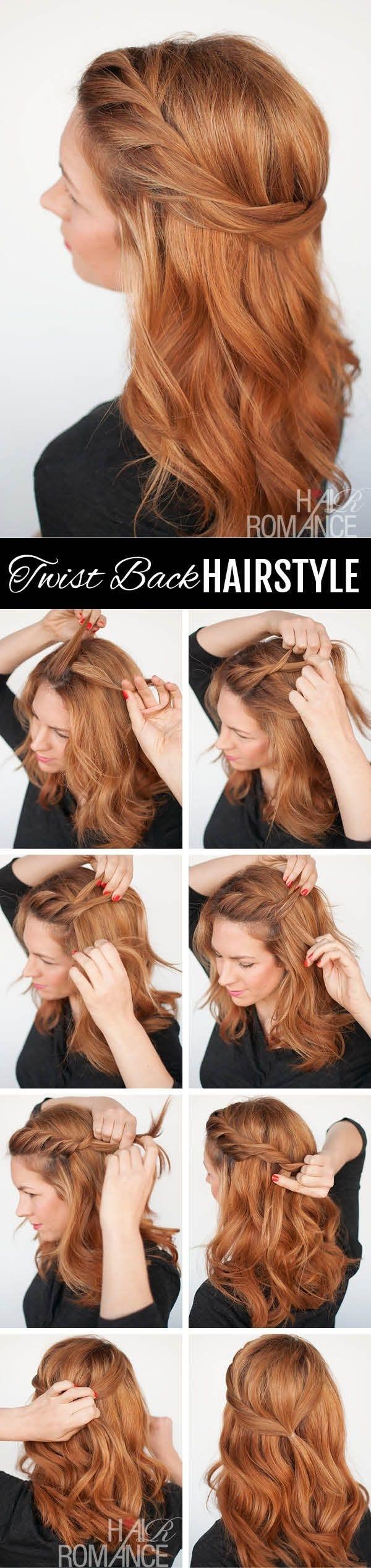 Astonishing 17 Gorgeous Hairstyles For Lazy Girls Hair Short Hairstyles For Black Women Fulllsitofus