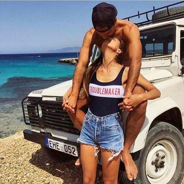 barechestedness, male, muscle, blond, sport utility vehicle,