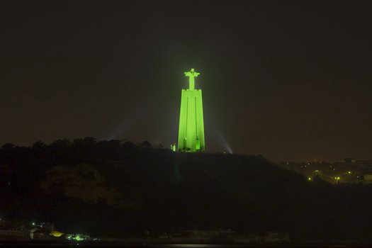 National Sanctuary of Cristo Rei (Christ the King Statue), Lisbon, Portugal