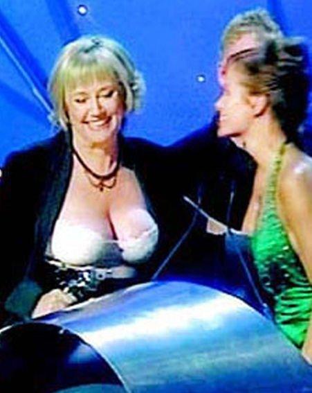 Judy finnegan exposed boob
