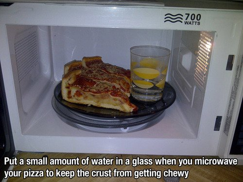 Know How to Reheat Your Pizza