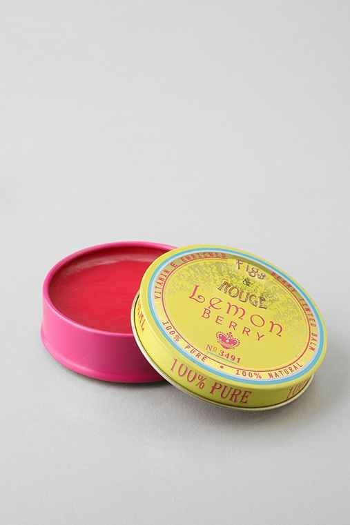 Fig & Rouge Tinted Lip Balm