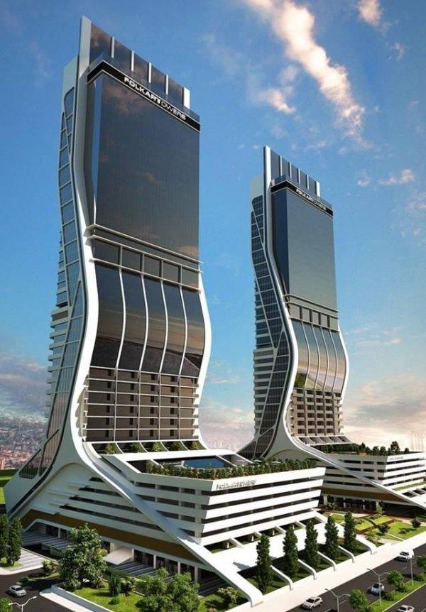 Folkart Towers Izmir Turkey