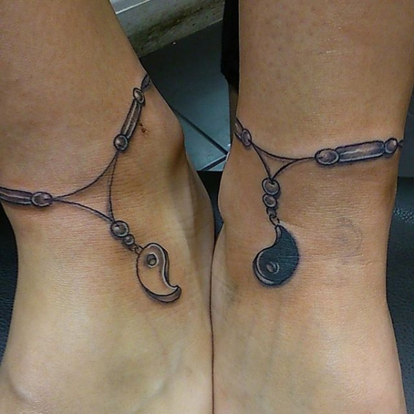 Anklet chain what do they mean hotwife 4