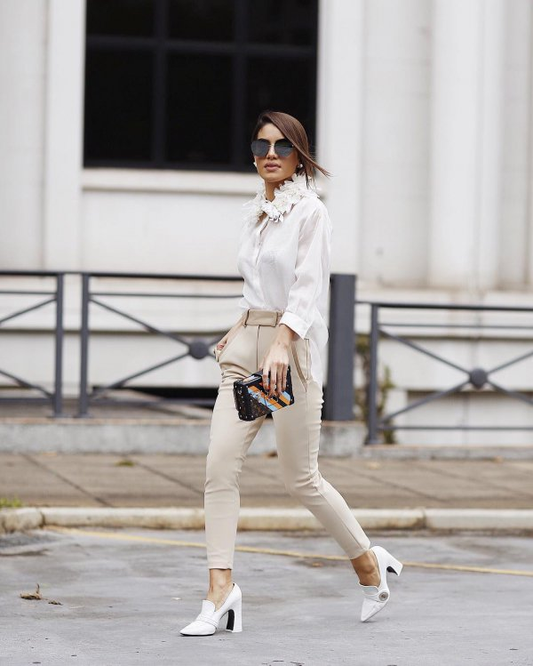 white, clothing, spring, fashion, winter,