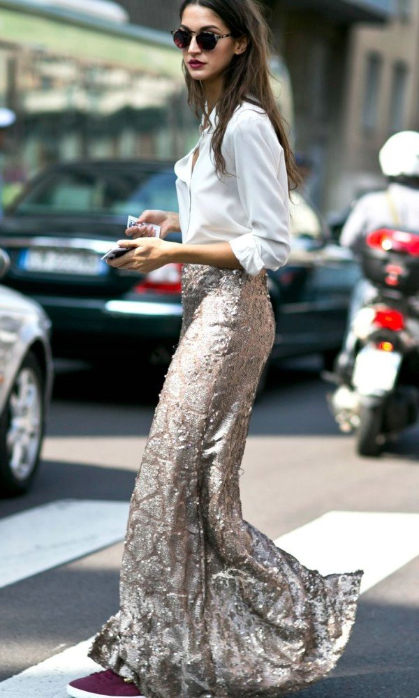 5 Ways to Wear The Maxi Skirt  Transformation