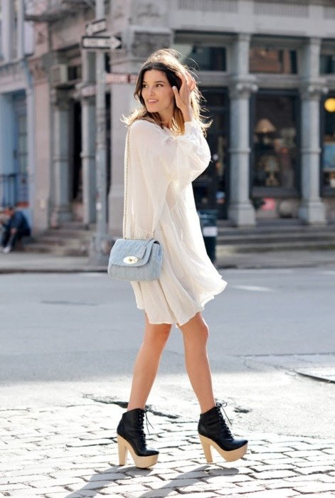How to wear pastel colors street style ideas