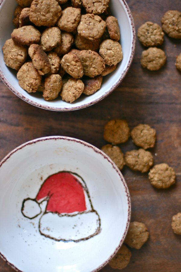 Gingerbread Oatmeal Cookie Cereal