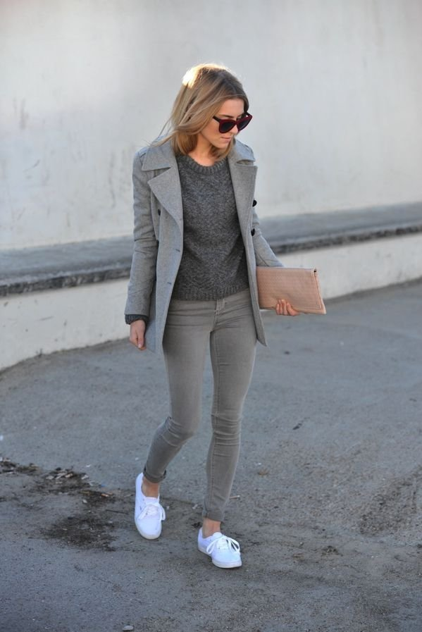 Image result for neutral colors street style
