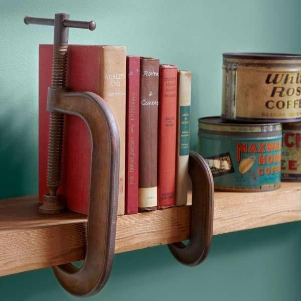 Vintage C-clamps