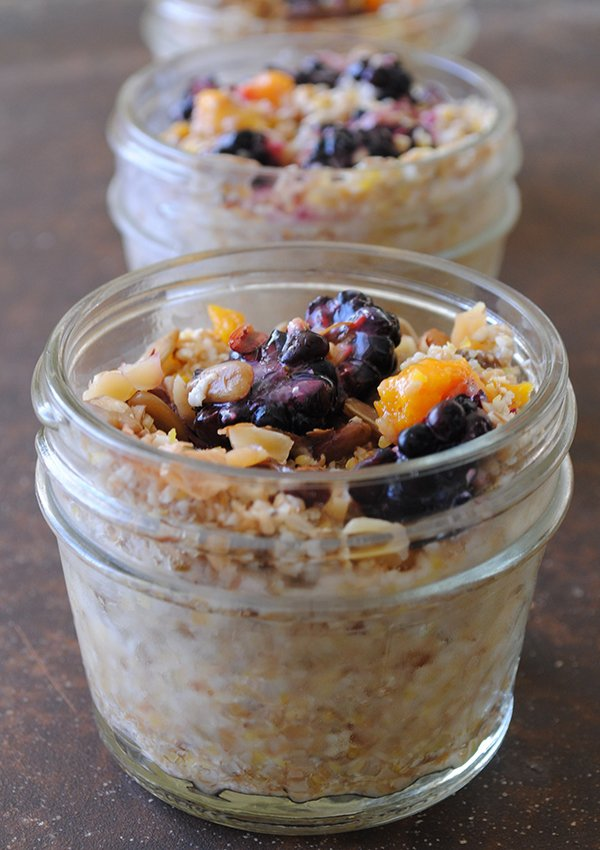 Prepare Overnight Oats for a Healthy Nutritious Breakfast