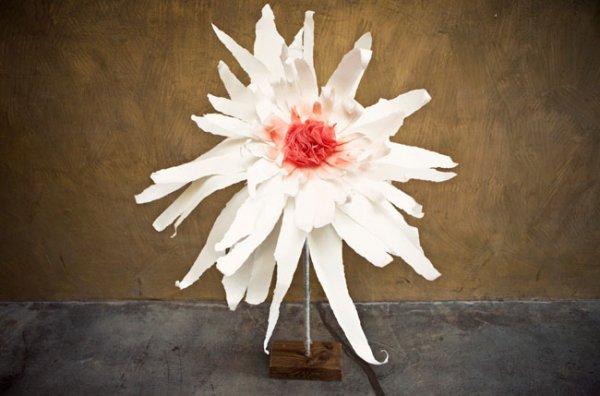 fleurs de marguerite blanche type - 8 fleurs géantes bricolage…