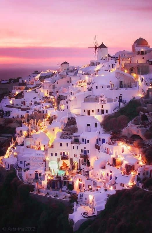 Santorini, Cyclades