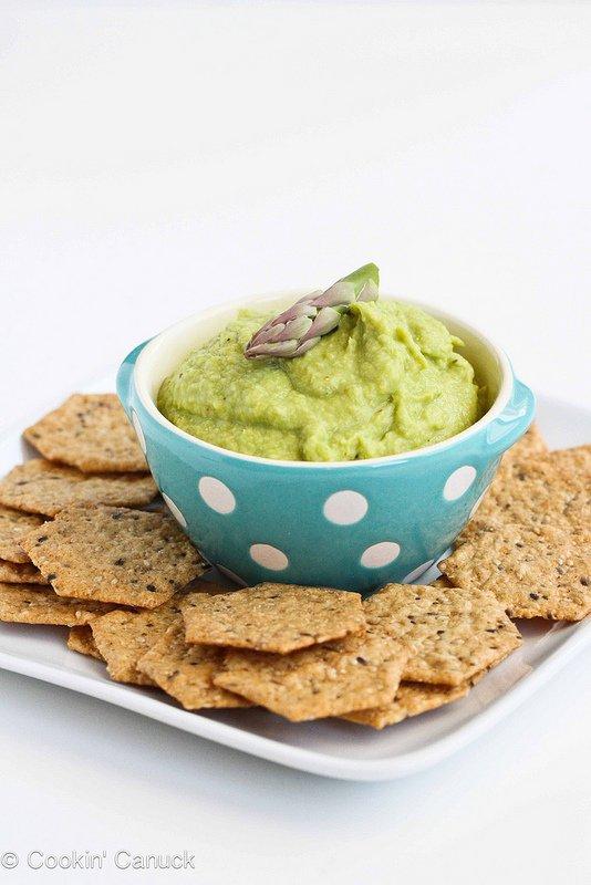 Asparagus Hummus Recipe