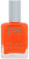 Pop Nail Glam Brights Nail Polish in 'Orange'