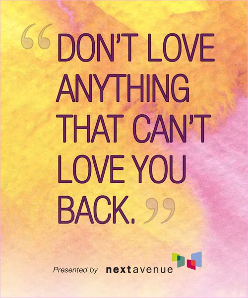 Don't Love What Can't Love You
