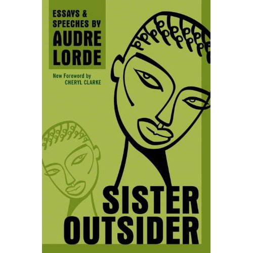 "audre lorde poem essays Audre lorde i agreed to take lorde, audre ""the master's tools will never dismantle the master's house"" 1984 sister outsider: essays and speeches ed."