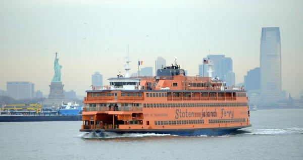 Staten Island Ferry Tour
