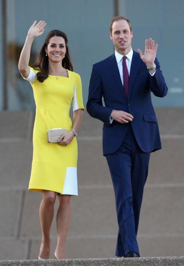 Her Yellow Roksanda Ilincic Dress