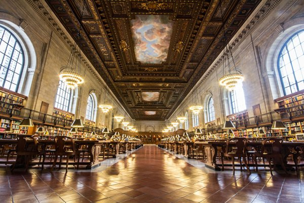 New York Public Library, USA