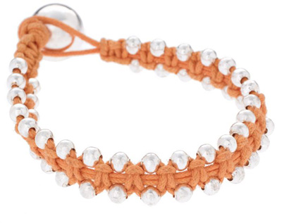 Ashiana Skinny Woven Friendship Bracelet