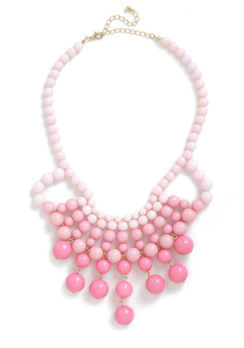 A Statement in Pink