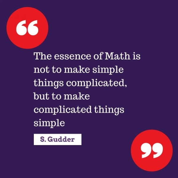 Simple Life Quotes Funny: 7 Quotes About Math To Make Even