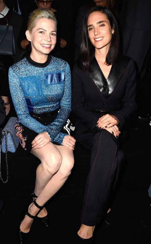 Michelle Williams & Jennifer Connelly