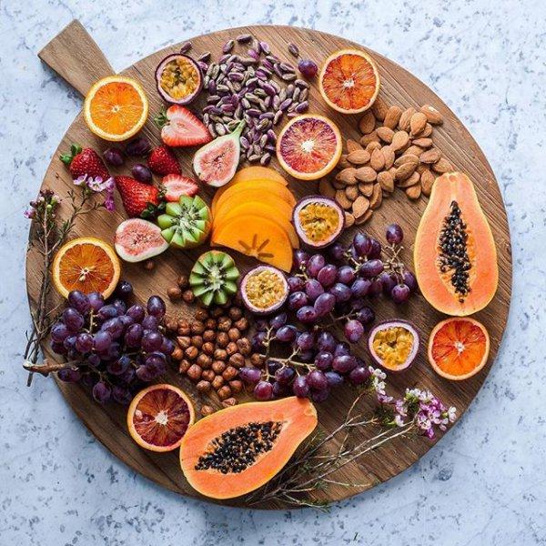 food, produce, meal, fruit, gar,