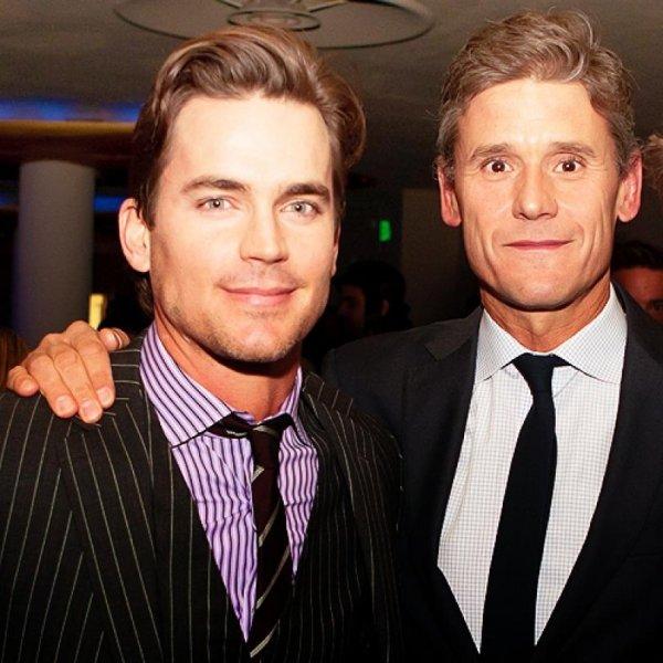 11. Simon Halls and Matt Bomer - 13 Cute Celebrity Couples Who Eloped ... Javier Bardem