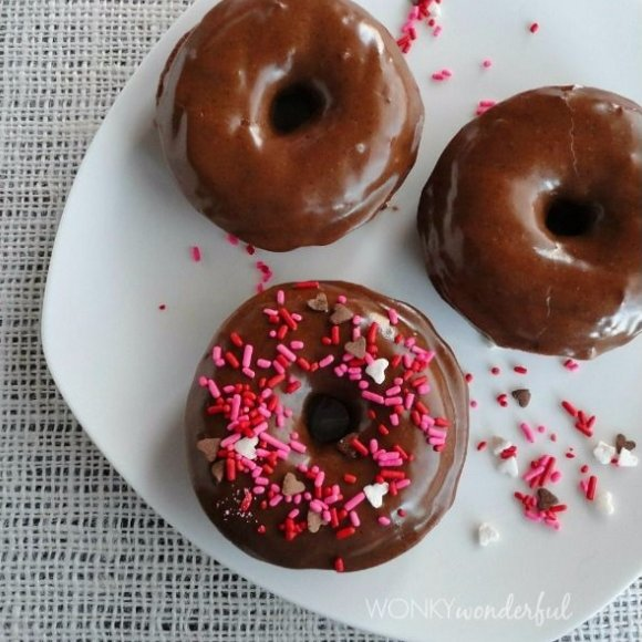 23. Baked Nutella Donuts - 🍩 Doughnuts That'll Make You Go Oooh ...