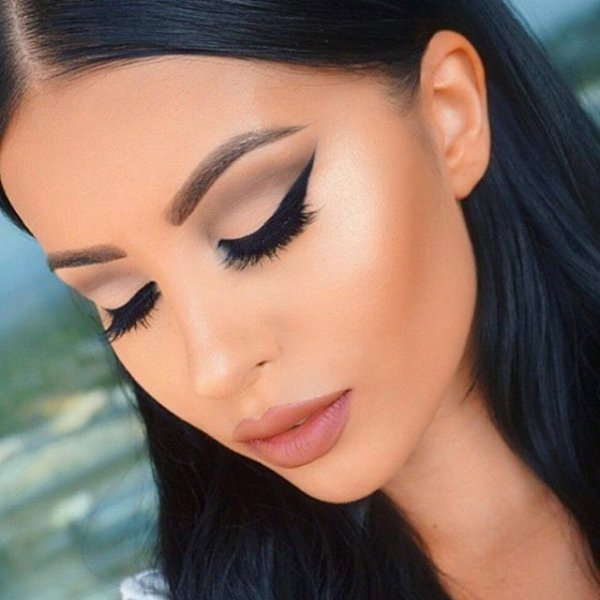 8 on point eyeliner   instagram makeup inspiration any