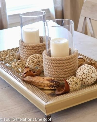 Fill a Tray for Your Table