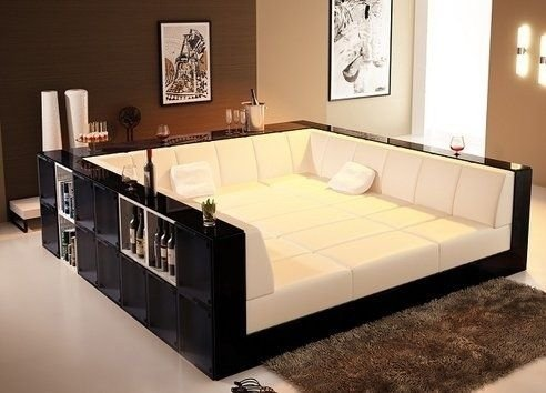 Movie Pit Sofa 25 Awesome Couches For Your Living Room