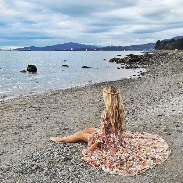 sea, shore, water, landform, beach,