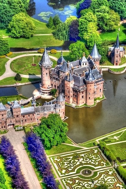 13 Dutch Castle Netherlands 32 Jaw Dropping Castles To Visit