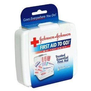 A Small First Aid Kit