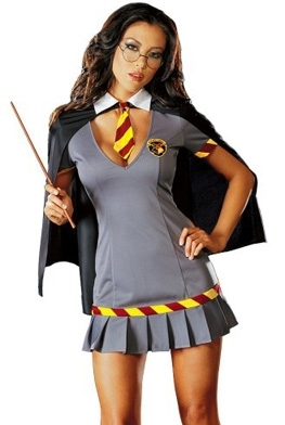 sexy harry potter costume - Secy Halloween
