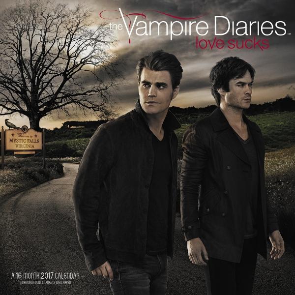 The Vampire Diaries (2009), Caritas, The Vampire Diaries (2009), photograph, image,