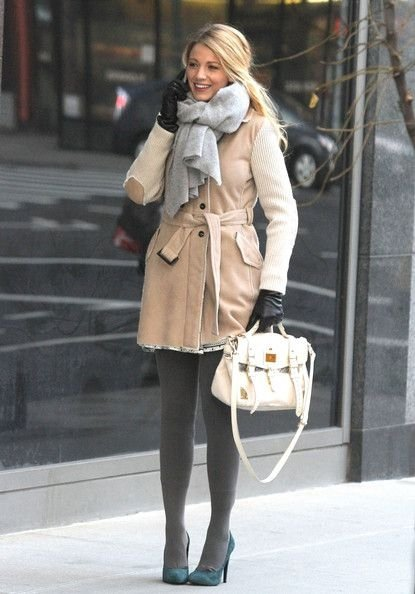 Serena's Trench Coat