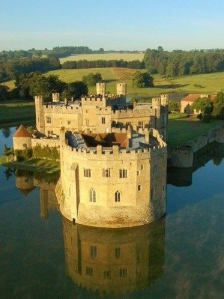 Leeds Castle England 29 Stunning Castles That Belong On A
