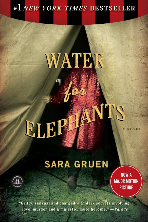 Water for Elephants by Sara Green